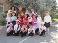"""Детский сад """"Чебурашка"""""""
