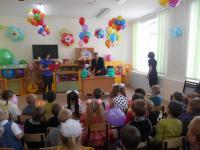 Дошкольное отделение Сенчанской школы № 76