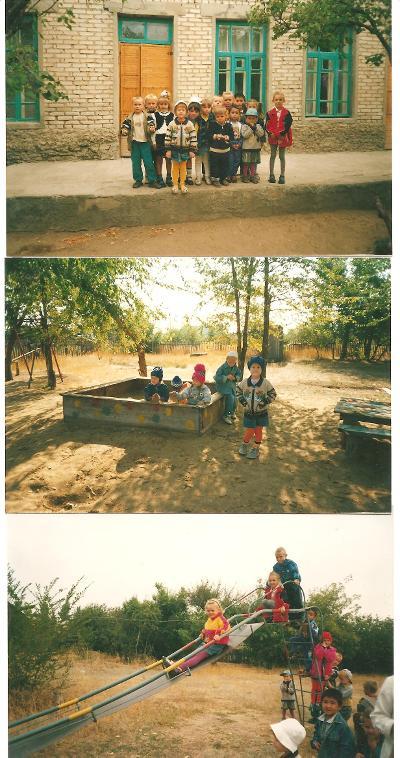 Горнобалыклейский детский сад
