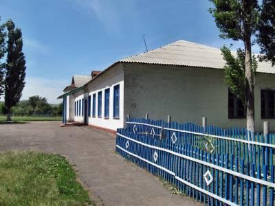 Верхнекардаильская школа