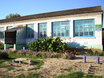 Шелестовский детский сад