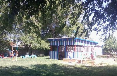Лиманный детский сад