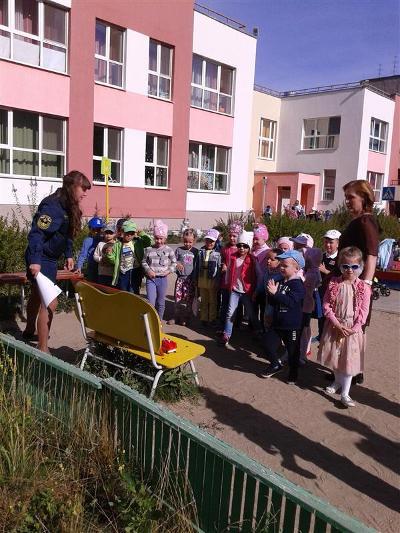 Детский сад № 14 Ленинского района