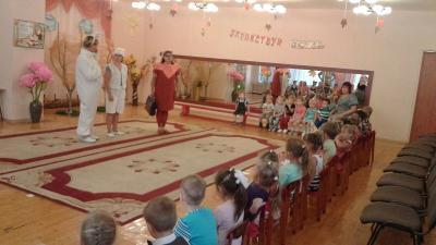 Детский сад № 144 Кировского района