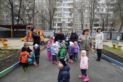 Детский сад № 233 Ленинского района
