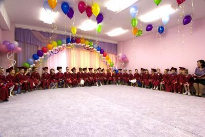 Детский сад № 11 Чкаловского района