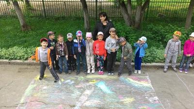 Детский сад № 244 Орджоникидзевского района